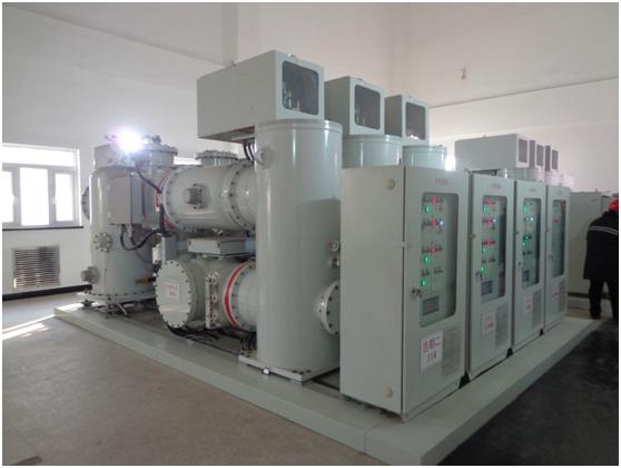 ZF43-126 六氟化硫气体绝缘金属封闭组合电器
